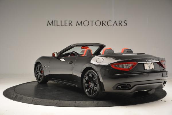 New 2016 Maserati GranTurismo Convertible Sport for sale Sold at Pagani of Greenwich in Greenwich CT 06830 9
