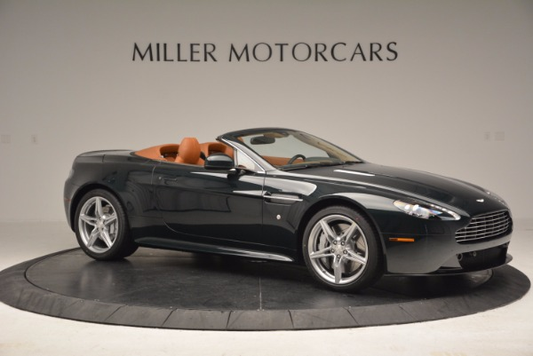 Used 2016 Aston Martin V8 Vantage S Roadster for sale Sold at Pagani of Greenwich in Greenwich CT 06830 10