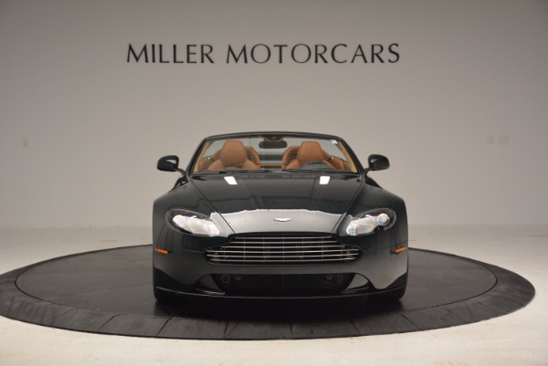 Used 2016 Aston Martin V8 Vantage S Roadster for sale Sold at Pagani of Greenwich in Greenwich CT 06830 12