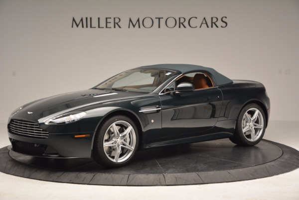 Used 2016 Aston Martin V8 Vantage S Roadster for sale Sold at Pagani of Greenwich in Greenwich CT 06830 14