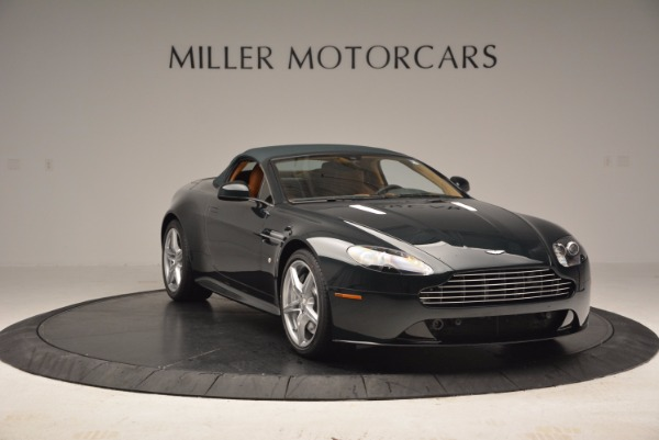 Used 2016 Aston Martin V8 Vantage S Roadster for sale Sold at Pagani of Greenwich in Greenwich CT 06830 18