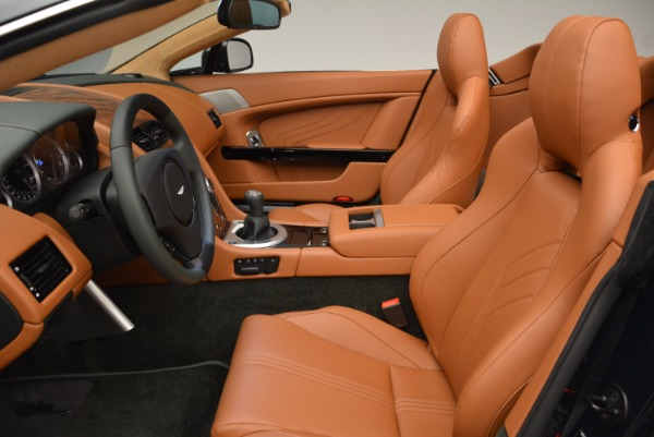 Used 2016 Aston Martin V8 Vantage S Roadster for sale Sold at Pagani of Greenwich in Greenwich CT 06830 19