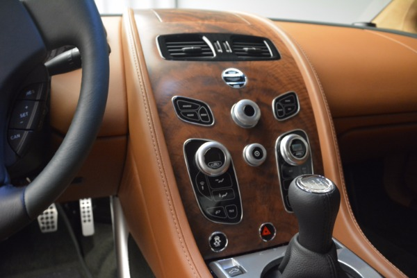 Used 2016 Aston Martin V8 Vantage S Roadster for sale Sold at Pagani of Greenwich in Greenwich CT 06830 25