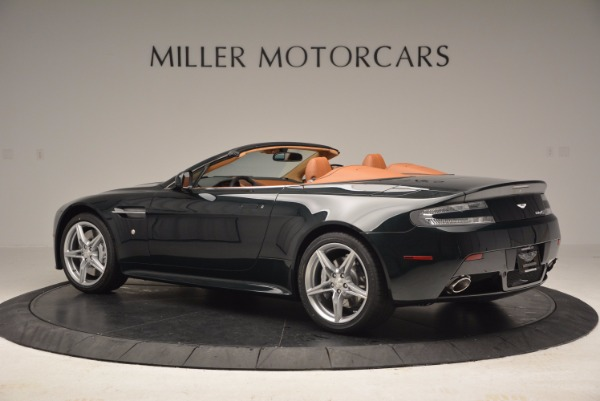 Used 2016 Aston Martin V8 Vantage S Roadster for sale Sold at Pagani of Greenwich in Greenwich CT 06830 4