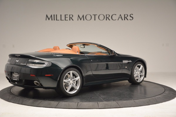 Used 2016 Aston Martin V8 Vantage S Roadster for sale Sold at Pagani of Greenwich in Greenwich CT 06830 8