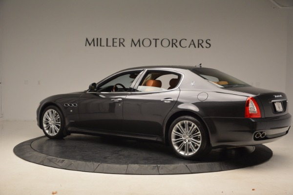 Used 2010 Maserati Quattroporte S for sale Sold at Pagani of Greenwich in Greenwich CT 06830 16
