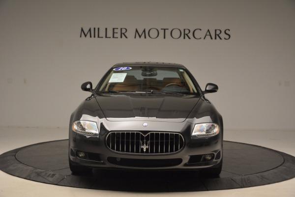 Used 2010 Maserati Quattroporte S for sale Sold at Pagani of Greenwich in Greenwich CT 06830 24