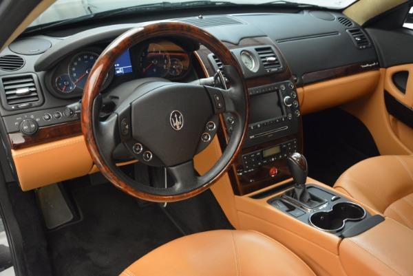 Used 2010 Maserati Quattroporte S for sale Sold at Pagani of Greenwich in Greenwich CT 06830 25