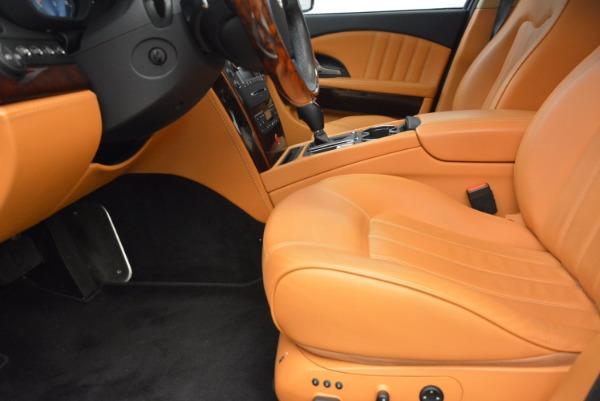 Used 2010 Maserati Quattroporte S for sale Sold at Pagani of Greenwich in Greenwich CT 06830 26