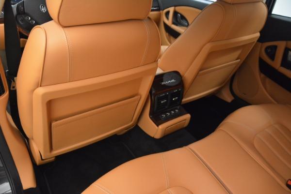 Used 2010 Maserati Quattroporte S for sale Sold at Pagani of Greenwich in Greenwich CT 06830 28