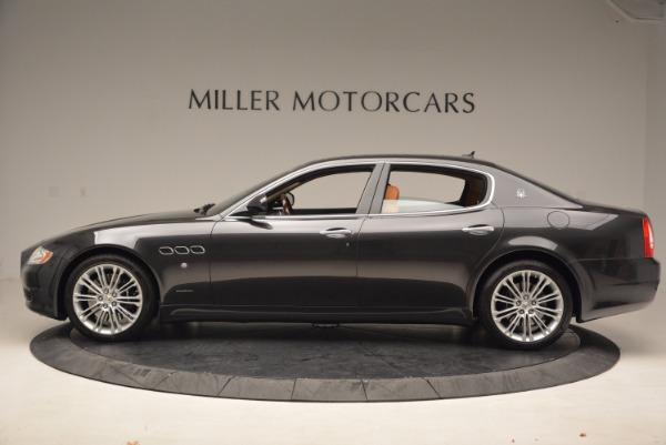 Used 2010 Maserati Quattroporte S for sale Sold at Pagani of Greenwich in Greenwich CT 06830 3