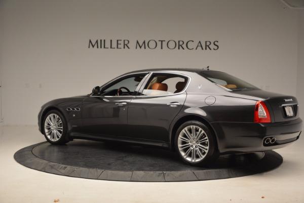 Used 2010 Maserati Quattroporte S for sale Sold at Pagani of Greenwich in Greenwich CT 06830 4
