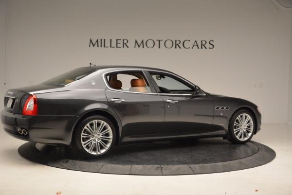 Used 2010 Maserati Quattroporte S for sale Sold at Pagani of Greenwich in Greenwich CT 06830 8