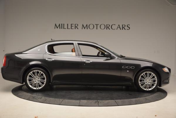 Used 2010 Maserati Quattroporte S for sale Sold at Pagani of Greenwich in Greenwich CT 06830 9