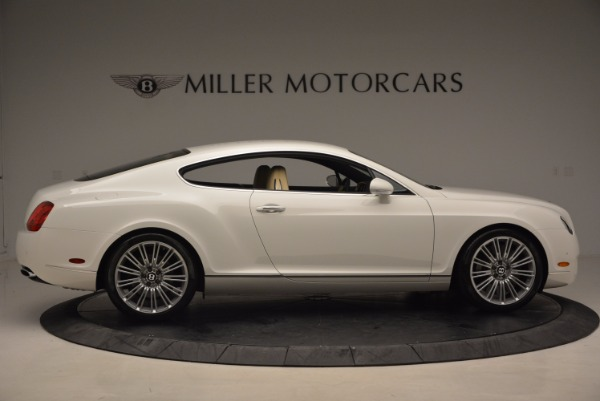 Used 2008 Bentley Continental GT Speed for sale Sold at Pagani of Greenwich in Greenwich CT 06830 10