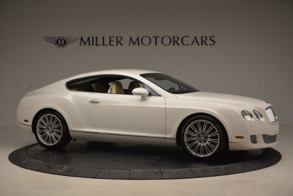 Used 2008 Bentley Continental GT Speed for sale Sold at Pagani of Greenwich in Greenwich CT 06830 11