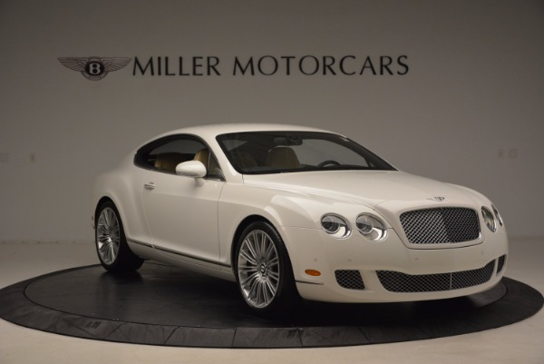 Used 2008 Bentley Continental GT Speed for sale Sold at Pagani of Greenwich in Greenwich CT 06830 12