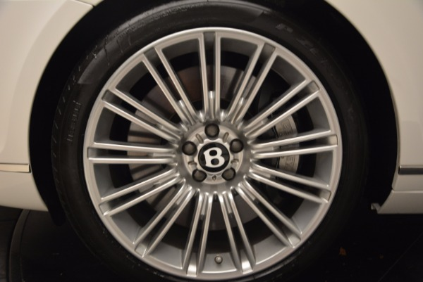 Used 2008 Bentley Continental GT Speed for sale Sold at Pagani of Greenwich in Greenwich CT 06830 17