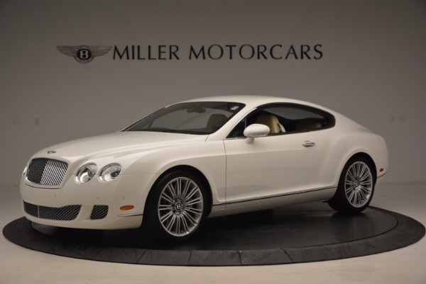 Used 2008 Bentley Continental GT Speed for sale Sold at Pagani of Greenwich in Greenwich CT 06830 2