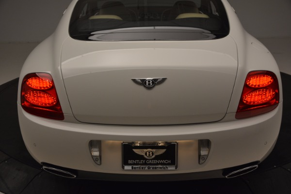 Used 2008 Bentley Continental GT Speed for sale Sold at Pagani of Greenwich in Greenwich CT 06830 28