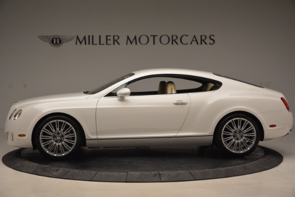 Used 2008 Bentley Continental GT Speed for sale Sold at Pagani of Greenwich in Greenwich CT 06830 3