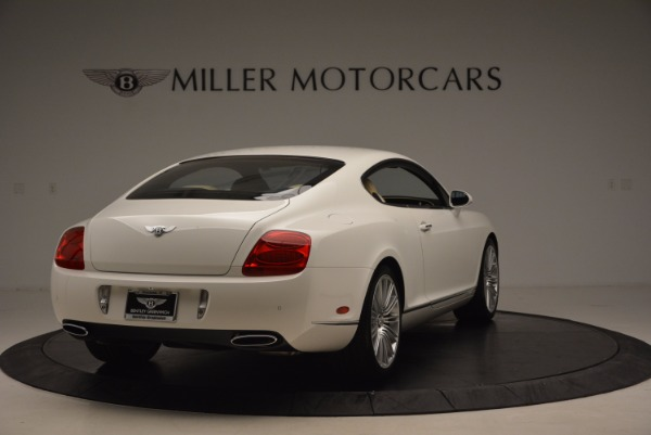 Used 2008 Bentley Continental GT Speed for sale Sold at Pagani of Greenwich in Greenwich CT 06830 8