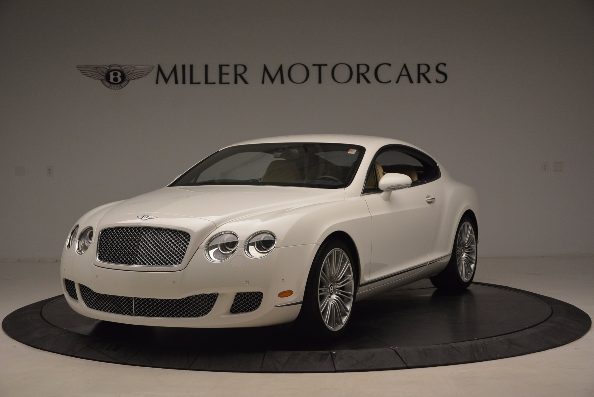 Used 2008 Bentley Continental GT Speed for sale Sold at Pagani of Greenwich in Greenwich CT 06830 1