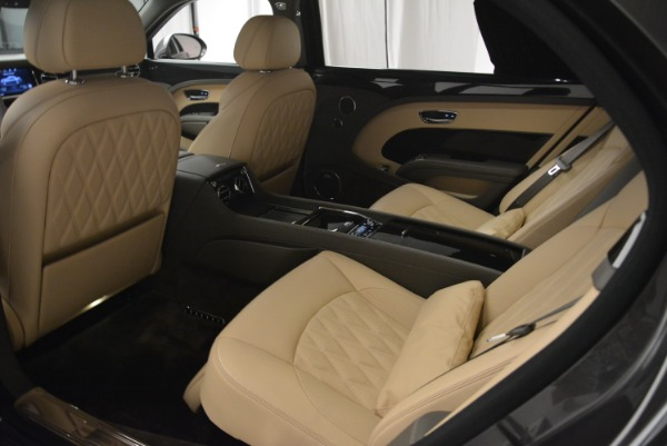 Used 2017 Bentley Mulsanne EWB for sale Sold at Pagani of Greenwich in Greenwich CT 06830 17