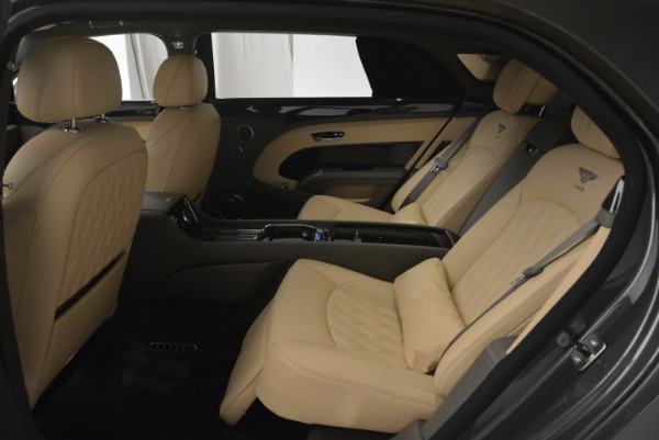 Used 2017 Bentley Mulsanne EWB for sale Sold at Pagani of Greenwich in Greenwich CT 06830 18