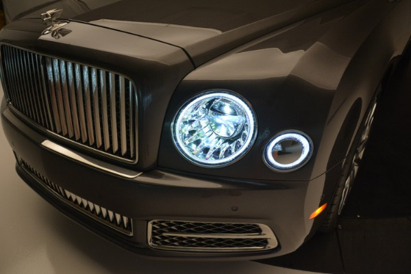 Used 2017 Bentley Mulsanne EWB for sale Sold at Pagani of Greenwich in Greenwich CT 06830 5