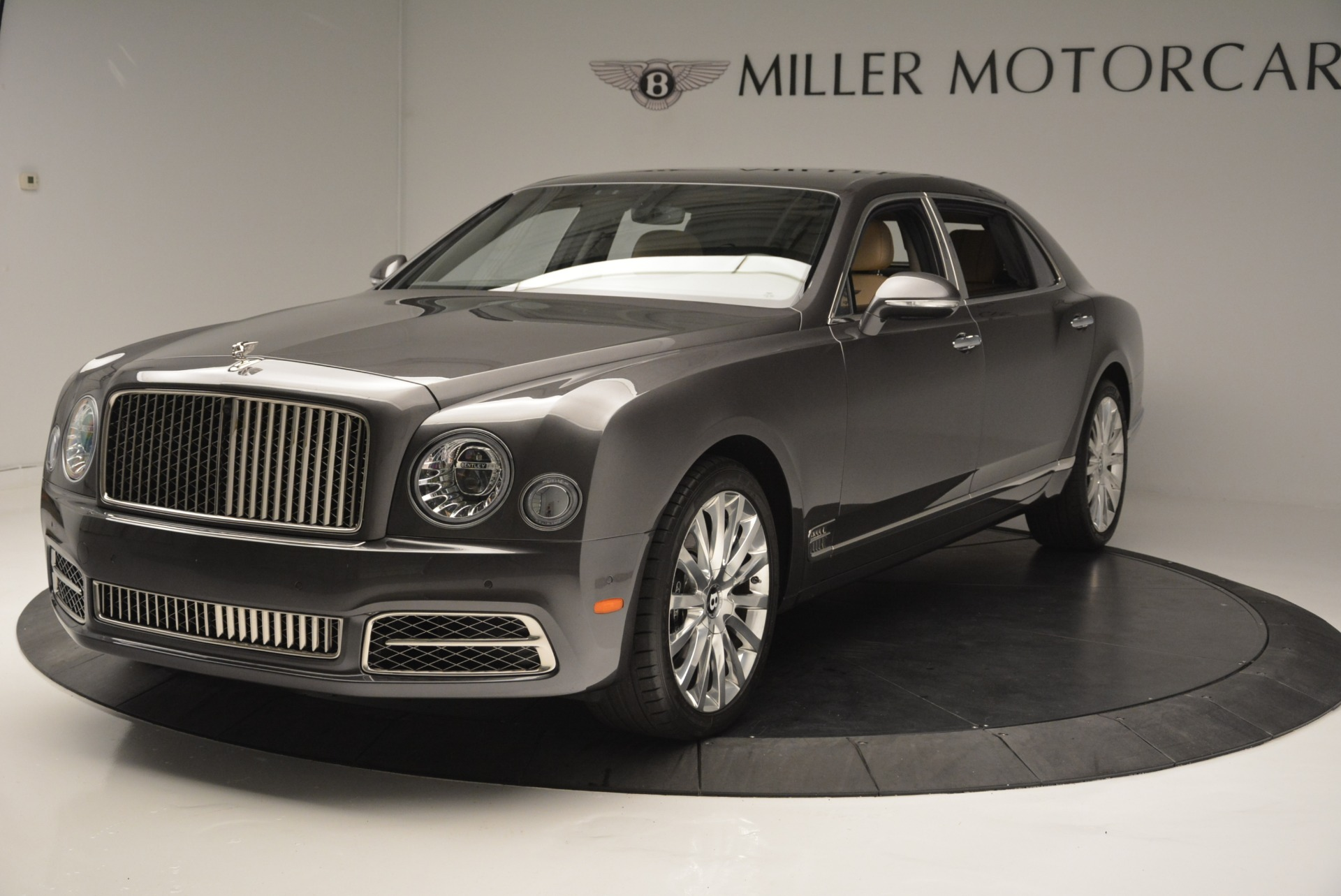 Used 2017 Bentley Mulsanne EWB for sale Sold at Pagani of Greenwich in Greenwich CT 06830 1