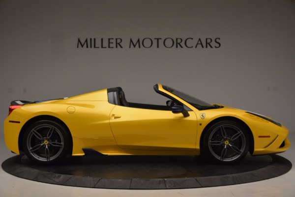 Used 2015 Ferrari 458 Speciale Aperta for sale Sold at Pagani of Greenwich in Greenwich CT 06830 9