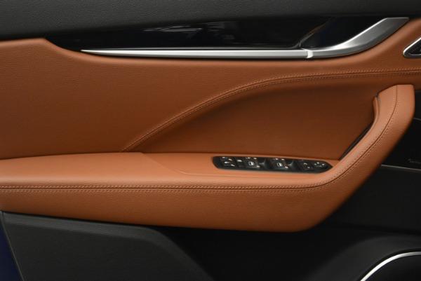 New 2018 Maserati Levante Q4 for sale Sold at Pagani of Greenwich in Greenwich CT 06830 17