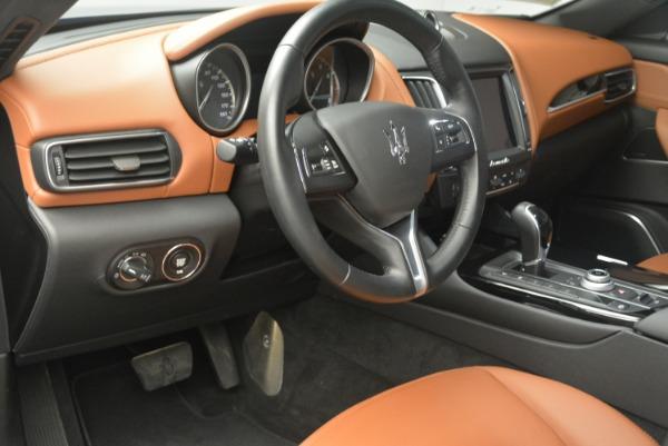 New 2018 Maserati Levante Q4 for sale Sold at Pagani of Greenwich in Greenwich CT 06830 19