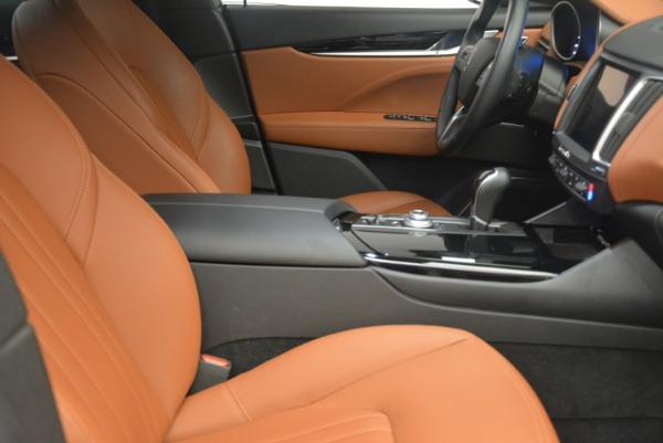 New 2018 Maserati Levante Q4 for sale Sold at Pagani of Greenwich in Greenwich CT 06830 26