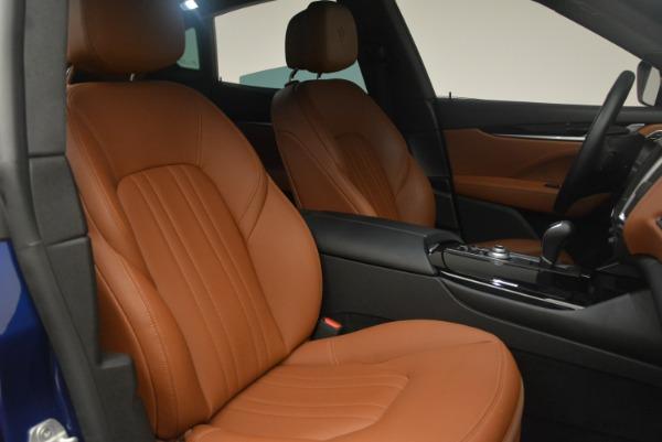 New 2018 Maserati Levante Q4 for sale Sold at Pagani of Greenwich in Greenwich CT 06830 27