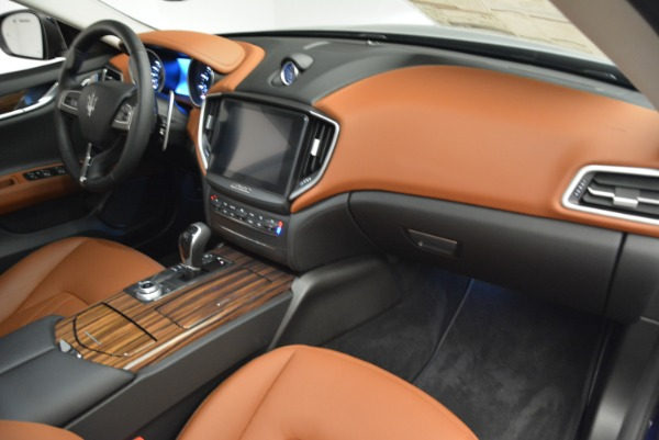 New 2018 Maserati Ghibli S Q4 for sale Sold at Pagani of Greenwich in Greenwich CT 06830 19