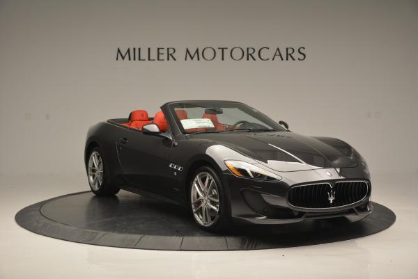 New 2017 Maserati GranTurismo Convertible Sport for sale Sold at Pagani of Greenwich in Greenwich CT 06830 14