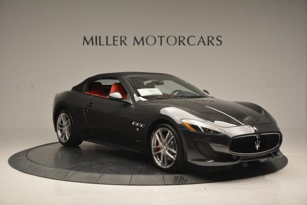 New 2017 Maserati GranTurismo Convertible Sport for sale Sold at Pagani of Greenwich in Greenwich CT 06830 15