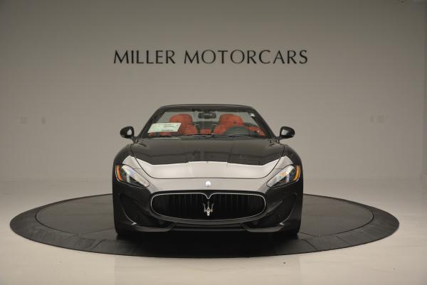 New 2017 Maserati GranTurismo Convertible Sport for sale Sold at Pagani of Greenwich in Greenwich CT 06830 16