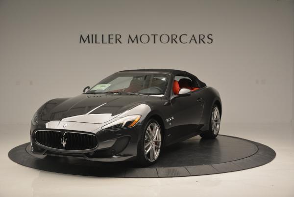 New 2017 Maserati GranTurismo Convertible Sport for sale Sold at Pagani of Greenwich in Greenwich CT 06830 2
