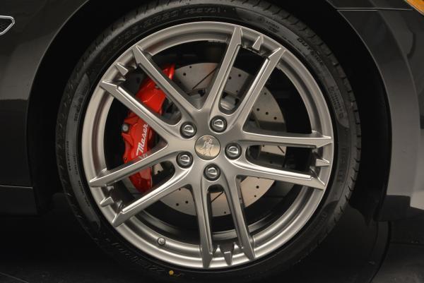 New 2017 Maserati GranTurismo Convertible Sport for sale Sold at Pagani of Greenwich in Greenwich CT 06830 26