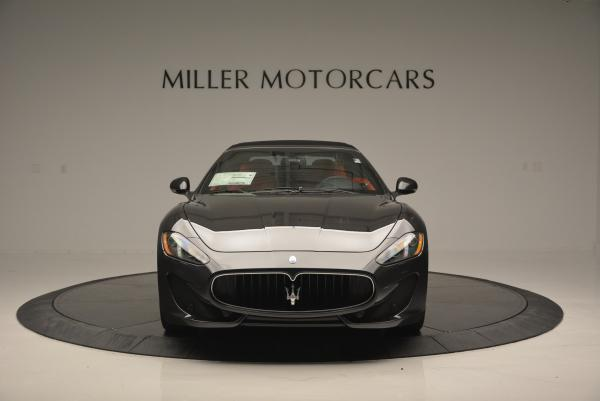 New 2017 Maserati GranTurismo Convertible Sport for sale Sold at Pagani of Greenwich in Greenwich CT 06830 27