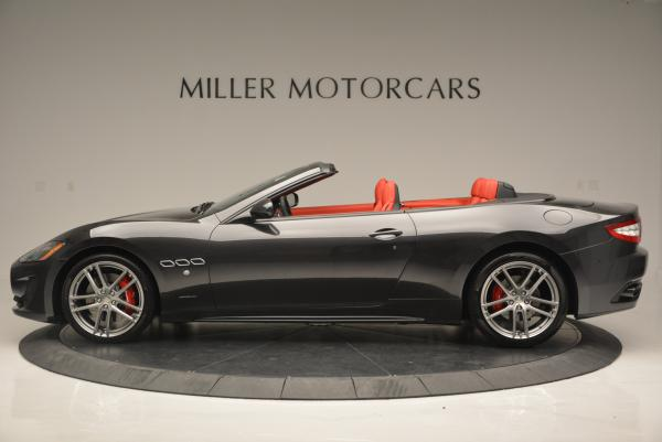 New 2017 Maserati GranTurismo Convertible Sport for sale Sold at Pagani of Greenwich in Greenwich CT 06830 5