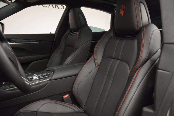 New 2017 Maserati Levante S Q4 for sale Sold at Pagani of Greenwich in Greenwich CT 06830 15