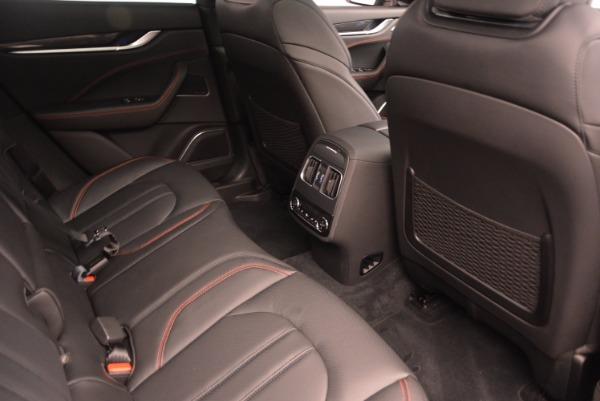 New 2017 Maserati Levante S Q4 for sale Sold at Pagani of Greenwich in Greenwich CT 06830 23