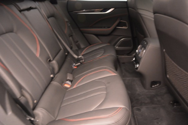 New 2017 Maserati Levante S Q4 for sale Sold at Pagani of Greenwich in Greenwich CT 06830 24
