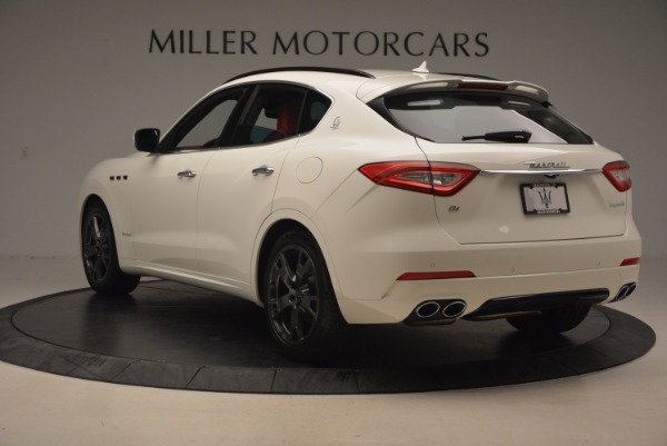 New 2018 Maserati Levante Q4 GranSport for sale Sold at Pagani of Greenwich in Greenwich CT 06830 5