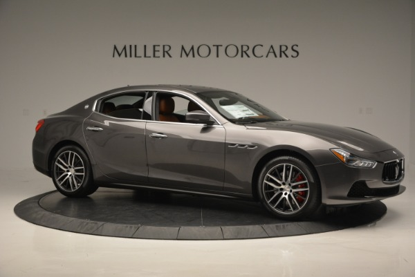 Used 2018 Maserati Ghibli S Q4 for sale Sold at Pagani of Greenwich in Greenwich CT 06830 10