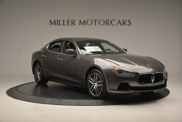 Used 2018 Maserati Ghibli S Q4 for sale Sold at Pagani of Greenwich in Greenwich CT 06830 11